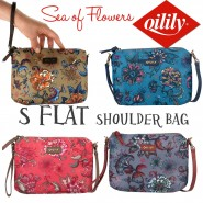 Oilily Sea of Flowers S Flat Shoulder Bag Schultertasche