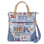 Oilily Gable Stones Schultertasche