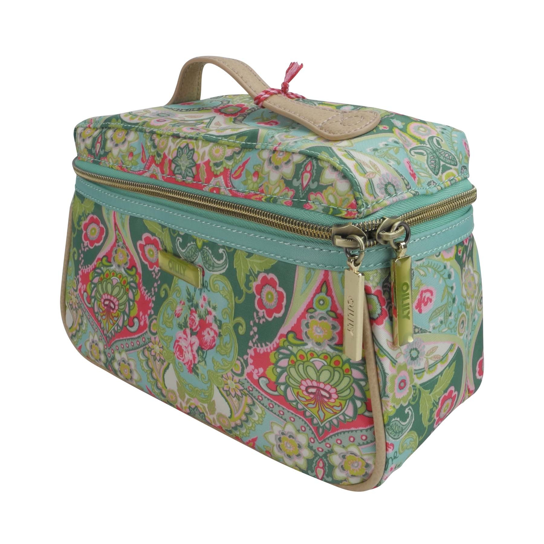 oilily summer mosaic kosmetiktasche m beauty case apple ebay. Black Bedroom Furniture Sets. Home Design Ideas