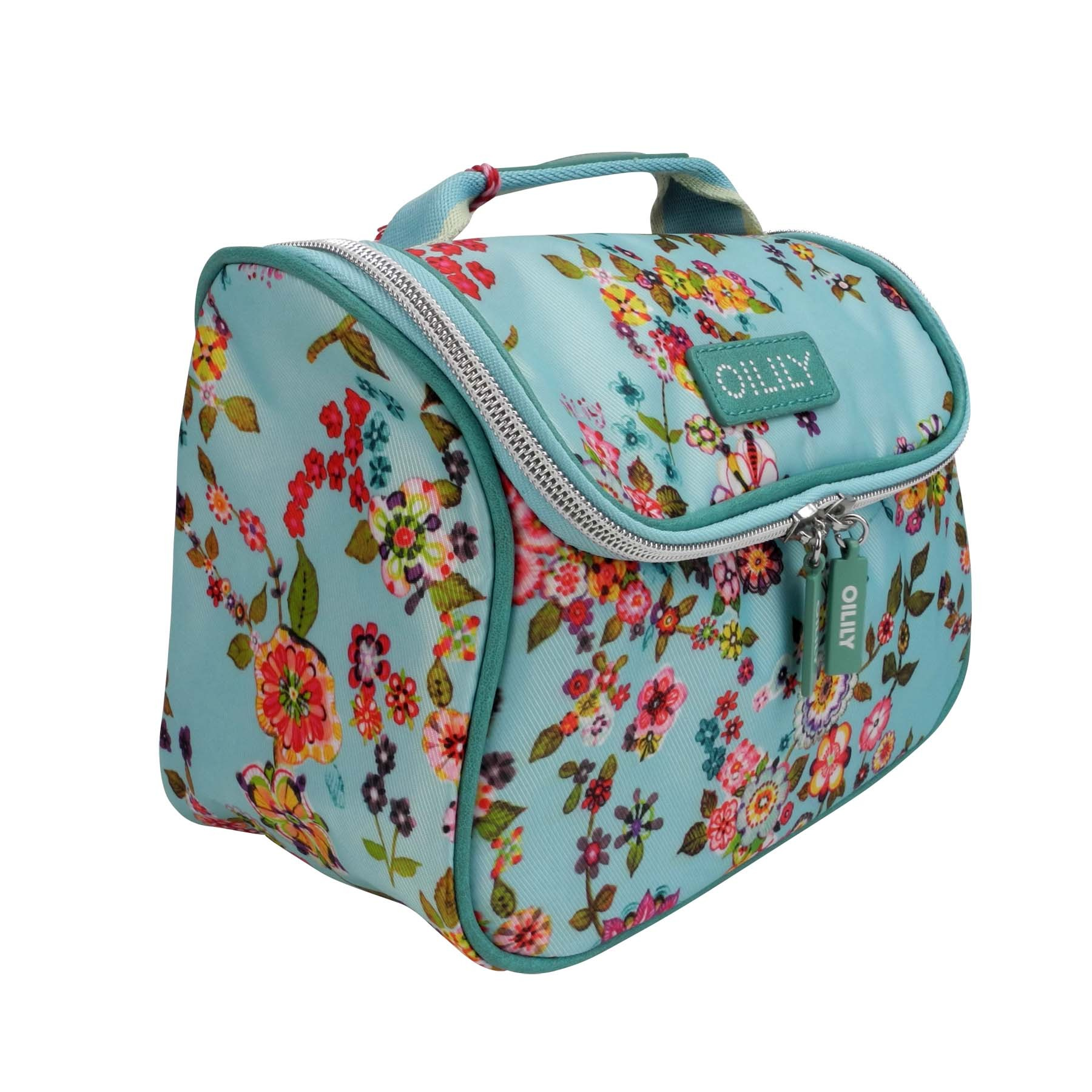 oilily mirabelle kosmetiktasche m cosmetic case apple ebay. Black Bedroom Furniture Sets. Home Design Ideas