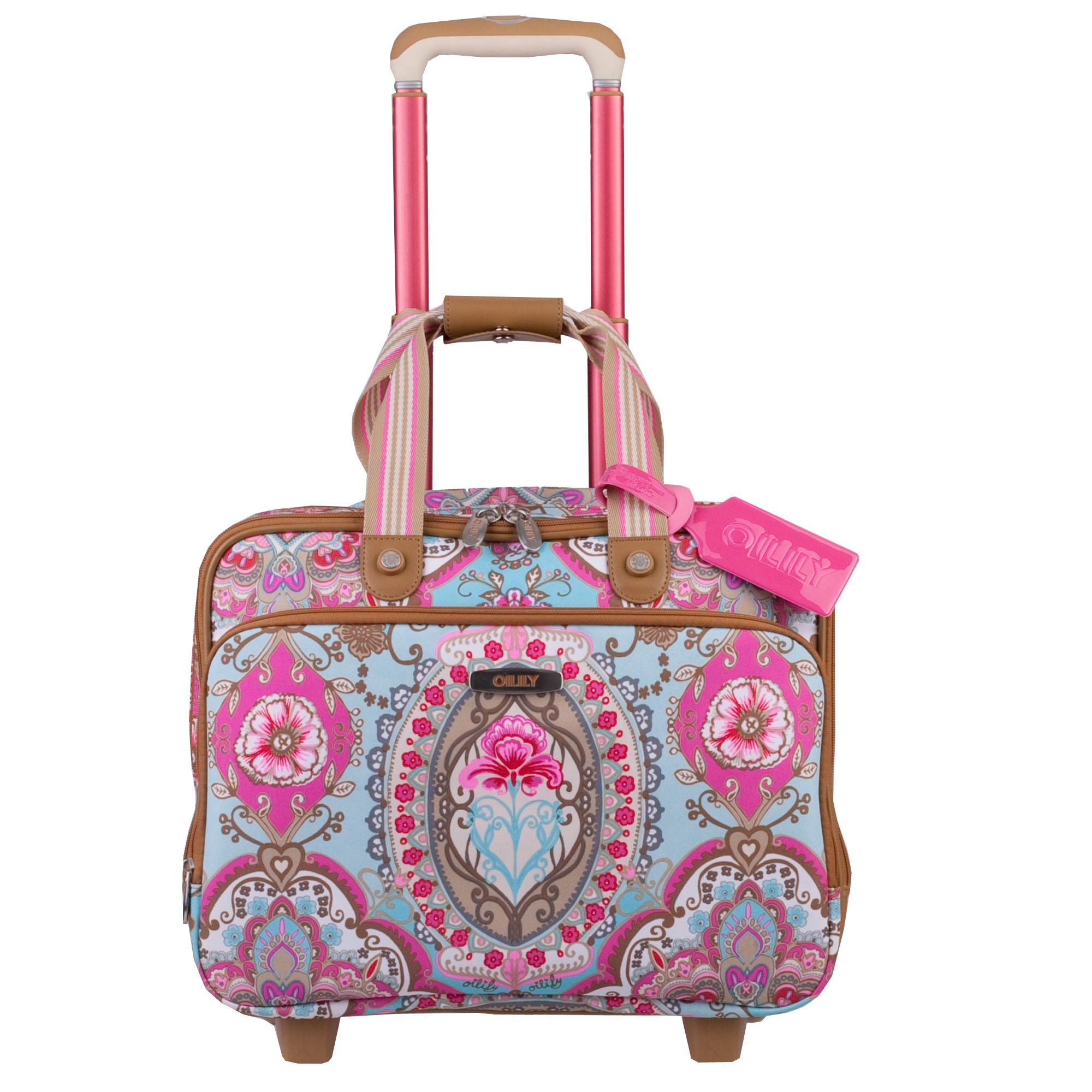 Oilily Travel Office Bag On Wheels