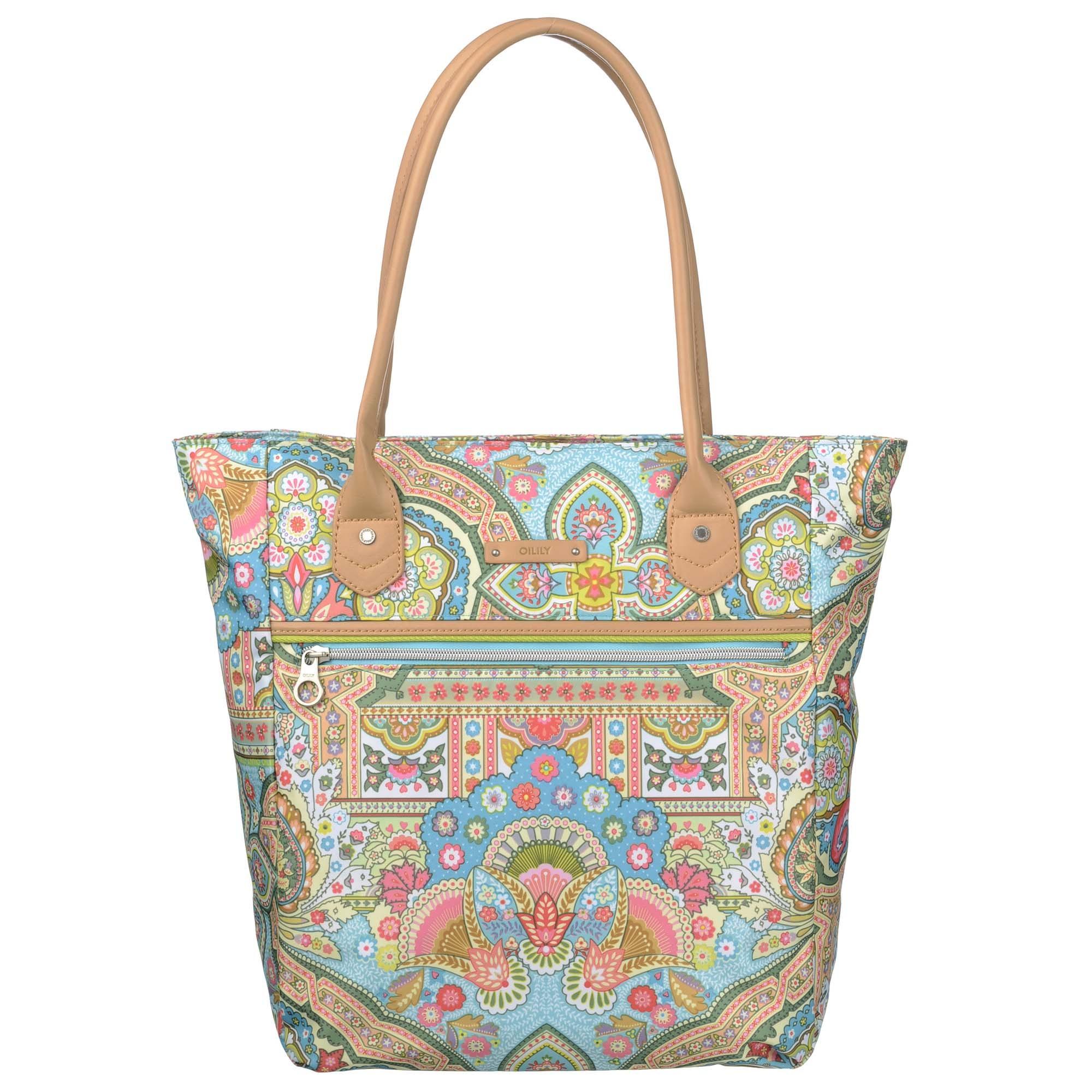 Oilily shopper handbag spring ovation in 4 colors
