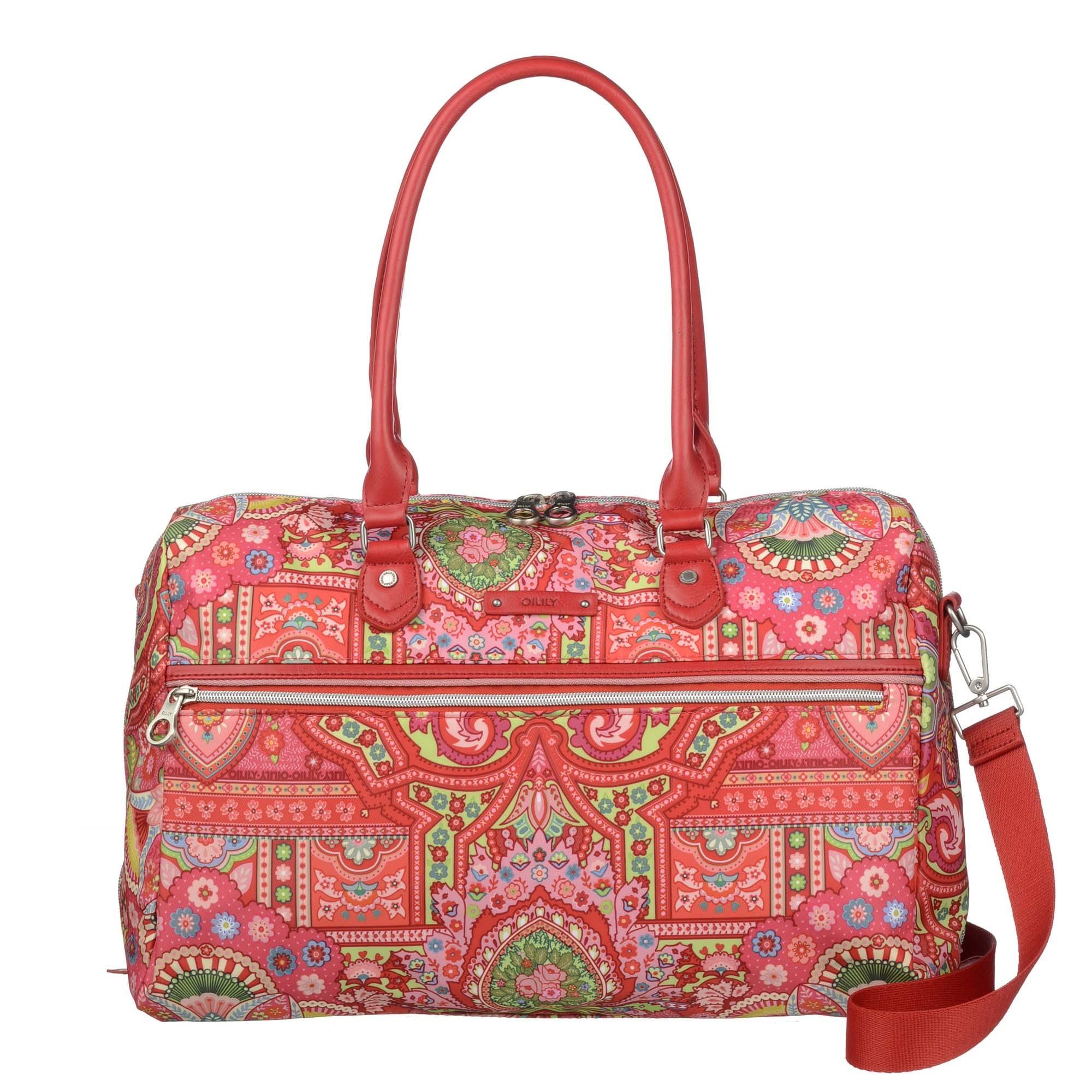 Oilily Boston Bag Handbag Spring Ovation In 4 Colours