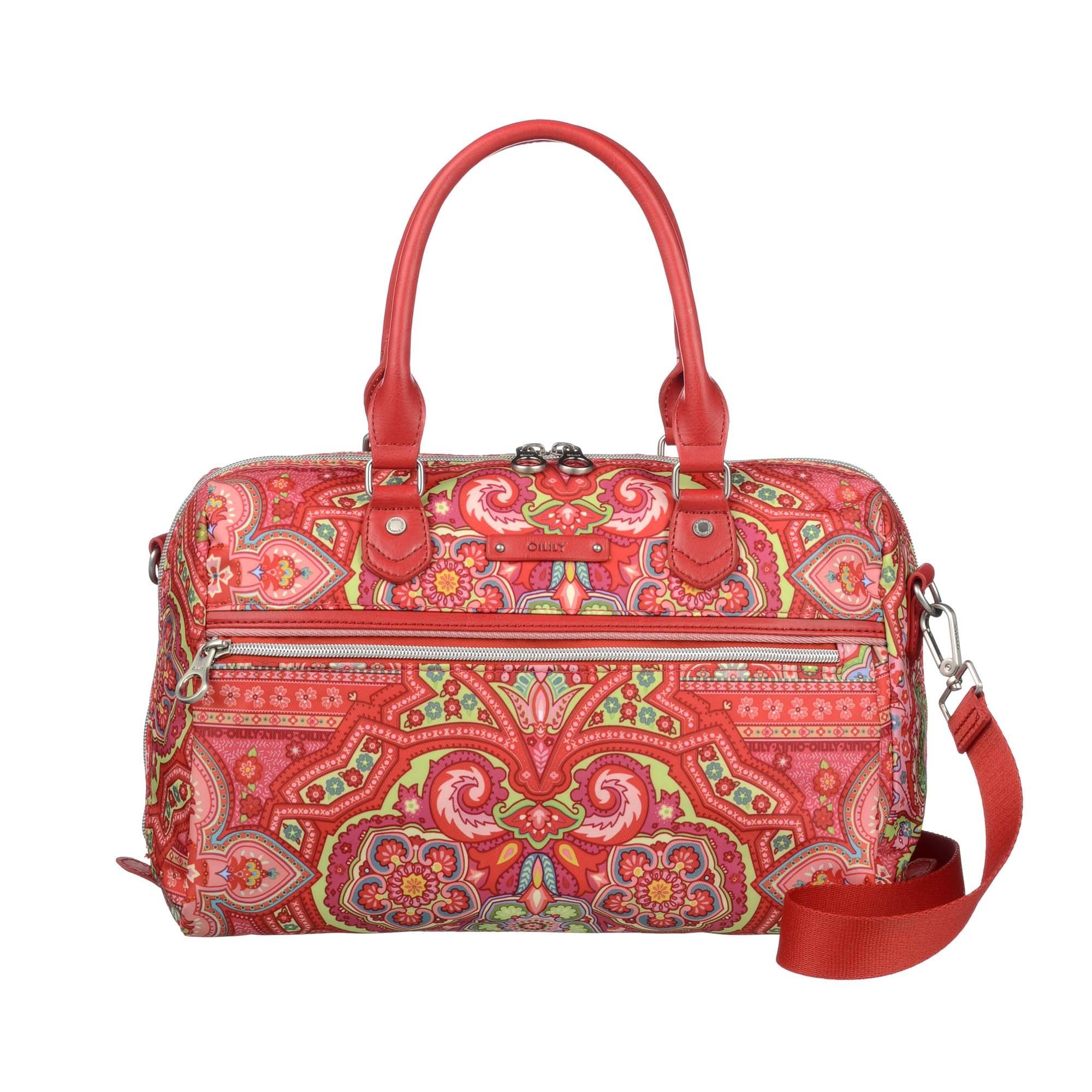 Oilily M Boston Bag Handtasche Spring Ovation in 4 Farben ...