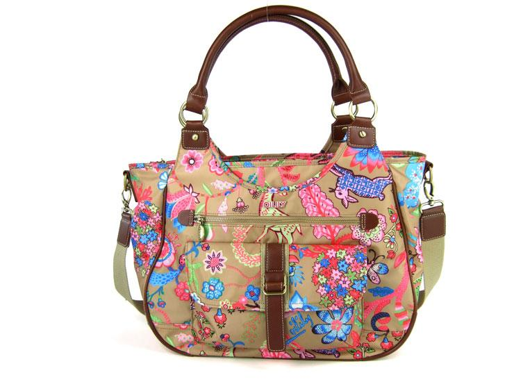 Oilily Tasche CARRY ALL Paradiso Sand Beige