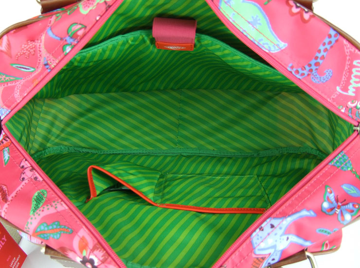 Oilily Office Bag Laptoptasche Paradiso Pink