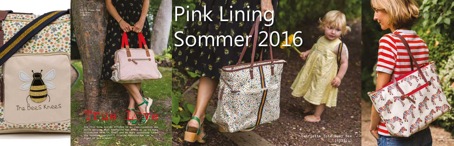 Pink Lining Sommer 2016