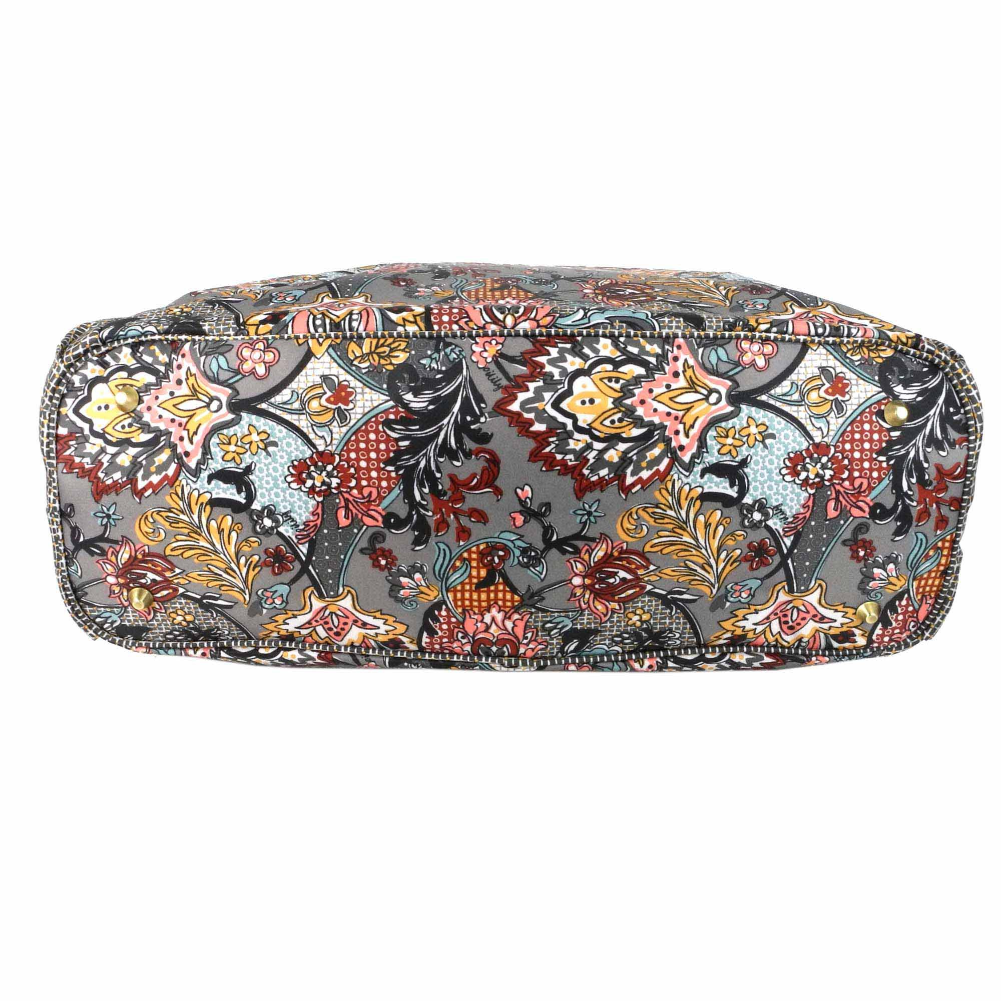 oilily french paisley wickeltasche baby bag iron ausverkauft. Black Bedroom Furniture Sets. Home Design Ideas